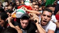 İşgalci İsrail güçlerinin saldırısında 1 Filistinli daha şehit oldu