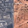 Katil Amerika'nın Rakka'daki yerleşim alanlarına saldırılarını kanıtlayan fotoğraflar yayınladı