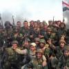 Suriye ordusu er'Resten kapılarına ulaştı