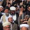 Amerika'nın Afganistan saldırısı protesto edildi