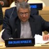 Gulamali Hoşru: Uluslararası toplum ABD'nin tek yanlı siyasetlerine karşı durmalıdır