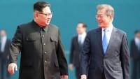 2 Kore lideri bir araya geliyor