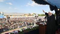 Ruhani: Nükleer anlaşma diplomaside büyük İran milletinin sembolüdür