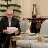 Zarif'ten BM genel Sekreterine mektup