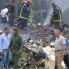 Küba'da yolcu uçağı düştü! En az 100 ölü