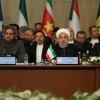 Ruhani İstanbul oturumunda konuştu: Amerika ile siyonist İsrail'e karşı ticari, iktisadi ve siyasi girişimlerde bulunulmalı