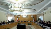 İran hükümetinden ABD'nin nükleer anlaşmadaki kanunsuz girişimine bildiri