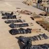 Doğu Guta'da İsrail ve İngiliz silahları bulundu