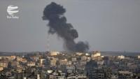 Irkçı İsrail saldırısında 2 Filistinli yaralandı