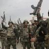 Suriye'de çok sayıda terörist, Suriye ordusuna teslim oldu