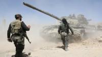Suriye ordusu, Deyrez zor Çölü'nü tamamen işgalden kurtardı