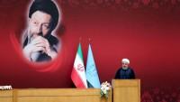 Cumhurbaşkanı Ruhani: İran İslam Cumhuriyeti Düşmanlarının Komplolarını Alt Edeceğiz