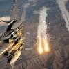 Amerikan koalisyonu Suriye'de sivilleri bombaladı