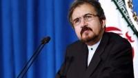 Kasımi: İran'ın mantığı görüşme ve teamüldür