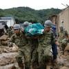 Japonya'da sel ve toprak kayması: 60 kişi öldü, yaklaşık 50 kişi kayıp