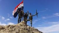 Suriye'nin güneyinde 21 köy işgalden kurtarıldı