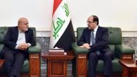 Nuri Maliki ile İran Büyükelçisi görüştü