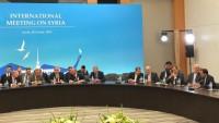 Soçi'de Suriye konulu Garantörler Toplantısı sona erdi
