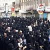 Yemen'in başkenti Sana'da binlerce kadın mütecavizleri protesto etti