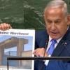 BM'de Netanyahu'nun yeni şovu