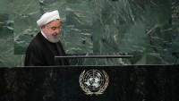 Ruhani: ABD'nin İran karşısındaki siyasetleri yenilgiye mahkumdur
