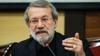 Laricani: Amerikalılar'ın İran'a karşı yaptırımları başarılı olmayacak