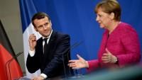 Merkel ile Macron'dan Suudi Arabistan'a göstermelik yaptırım kararı