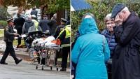 ABD'de sinagoga silahlı saldırı! 11 ölü