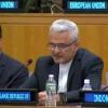 Tahran: İran'da insan hakları standartlarının yükseltilmesinde, yabancıların hiçbir yeri yok