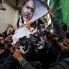 Gazzeliler Liberman'ın istifasını sevinçle karşıladı