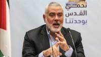 Heniyye'den Genel Kurul Başkanı'na işgalci İsrail hakkında mektup