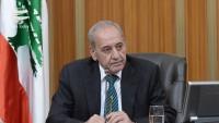Lübnan parlamento başkanından ırkçı İsrail'e tepki