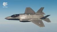 Siyonist rejim ABD'den 2 adet F35 uçağı teslim aldı