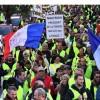 Macron'un resmi tatil konutuna Sarı Yelekliler baskını