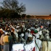 Sudan'da gösteriler devam ediyor