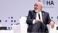 Zarif'ten ABD'li yetkililere: 'İran kanun çiğneyenlerle müzakere etmez'
