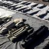 Şam'da teröristlerden geriye kalan İngiliz silahları ele geçirildi
