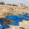 Suriye'nin Rakka bölgesinde 14. toplu mezar bulundu