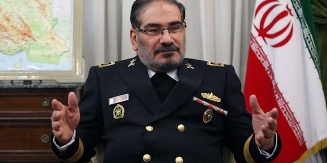 Şamhani: Avrupa halâ düşünüyorsa, İran onları beklemez