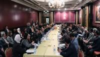 İran ve Suriye ortak çalışma komisyonu oturumu Şam'da başladı