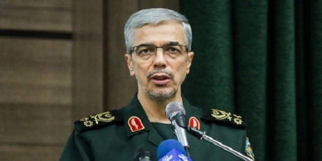 General Bakıri: İran milleti tüm komplolara rağmen yoluna devam ediyor