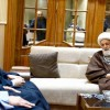 Nuceba Genel Sekreteri, Şeyh İsa Kasım ile görüştü