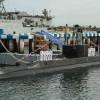 İran'ın en modern denizaltısı suya indirildi