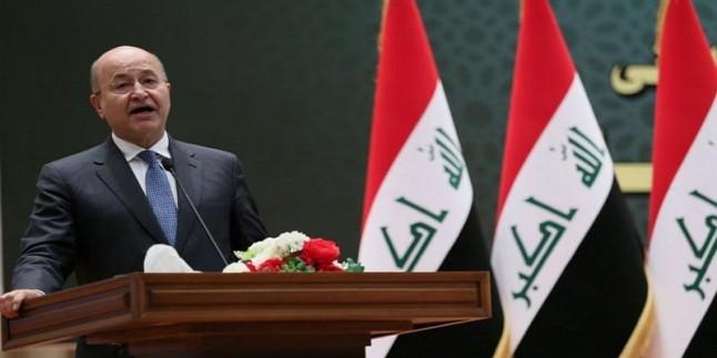 Salih: Irak'ta yargılanan yabancı IŞİD unsurları idam cezasına çarptırılabilir
