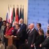 60 ülkeden Venezuela'da Maduro yönetimine destek