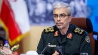 General Bakıri: Düşmanlar İran'a darbe vurma peşinde