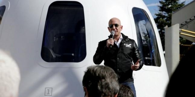 Amazon sitesi kurucusu: Trump ve bin Salman, bana şantaj yapıyorlar