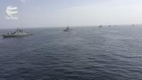 Velayet-97 deniz tatbikatında torpidolar hedefleri imha etti