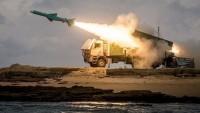 Velayet-97 deniz tatbikatında cruise füzeleri fırlatıldı