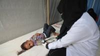 Yemen'in Başkenti Sana'da kolera salgını